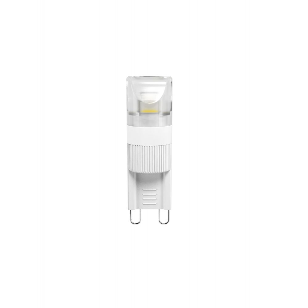 ax004 led 2w warm white g9 non dimmable bulb. Black Bedroom Furniture Sets. Home Design Ideas