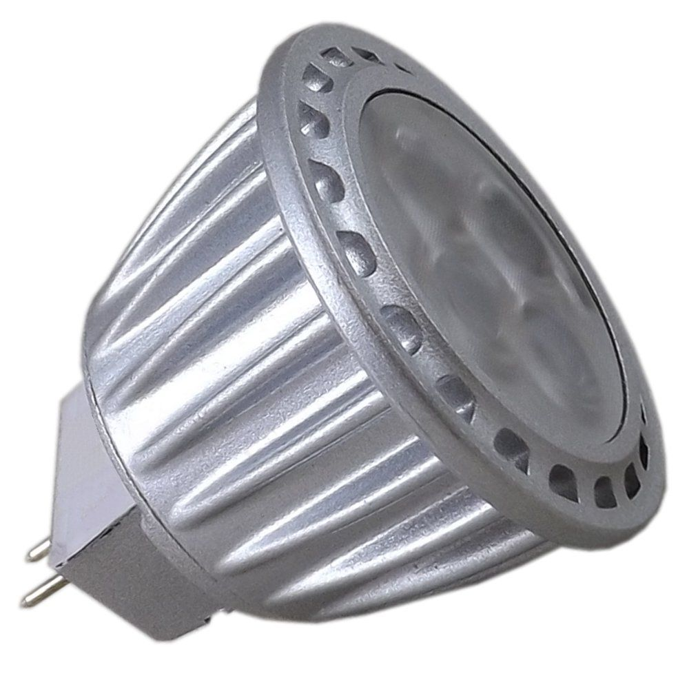 20w Led Dimmable: MR11 GU4 3.7W (20W) 2700K 280lm Non-Dimmable Lamp